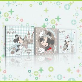 Obraz na plátne viacdielny - OB2623 - Mickey Mouse