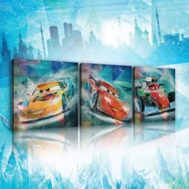 Obraz na plátne viacdielny - OB2648 - Cars Autá