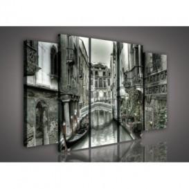 Obraz na plátne viacdielny - OB2750 - Benátky