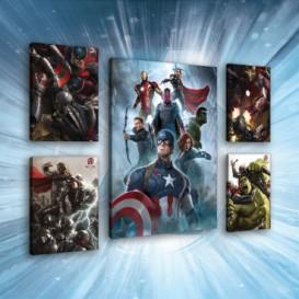 Obraz na plátne viacdielny - OB2950 - Avengers