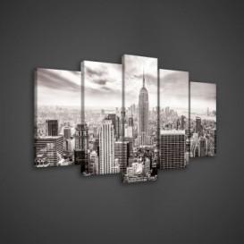 Obraz na plátne viacdielny - OB3647 - New York