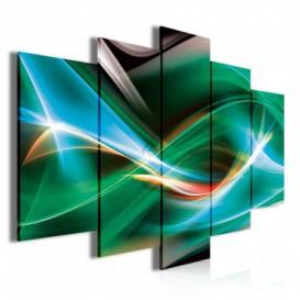 Obraz na plátne viacdielny - OB3695 - Abstrakcia