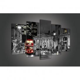 Obraz na plátne viacdielny - OB3699 - Londýn