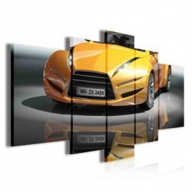 Obraz na plátne viacdielny - OB3775 - Auto