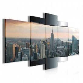 Obraz na plátne viacdielny - OB3848 - New York
