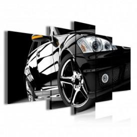 Obraz na plátne viacdielny - OB3868 - Auto