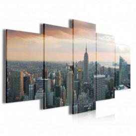 Obraz na plátně vícedílný - OB3965 - New York