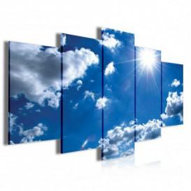Obraz na plátne viacdielny - OB3990 - Obloha