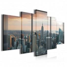 Obraz na plátně vícedílný - OB3991 - New York