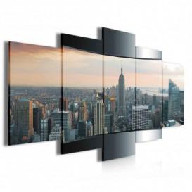 Obraz na plátne viacdielny - OB3999 - New York