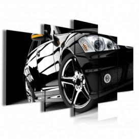 Obraz na plátne viacdielny - OB4019 - Auto