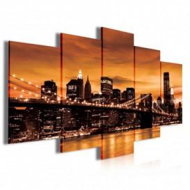 Obraz na plátne viacdielny - OB4027 - New York