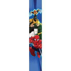 Ozdobné pásy na stenu - FT5519 - Marvel hrdinovia