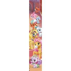 Ozdobné pásy na stenu - FT5532 - Zvieratká na zámku