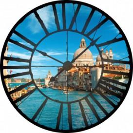 Fototapeta - FT0366 - Hodiny - Venezia