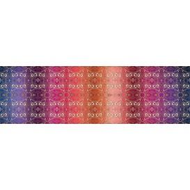 Rohová fototapeta - FT4045 - Farebný vzor
