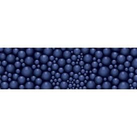 Rohová fototapeta - FT4049 - Modre gule 3D