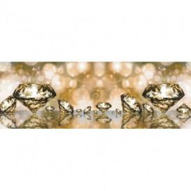 Rohová fototapeta - FT0597 - Diamant