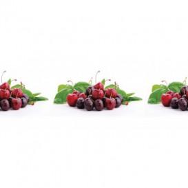 Panel kuchynská linka - FT5661 - Ovocie čerešne
