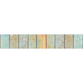 Panel kuchynská linka - FT5670 - Staré farebné dosky