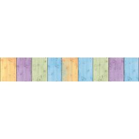 Panel kuchynská linka - FT5672 - Farebné dosky
