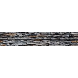 Panel kuchynská linka - FT5676 - Bridlicový obklad