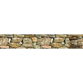 Panel kuchynská linka - FT5677 - Kamenná stena