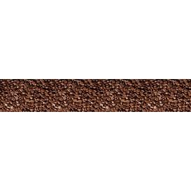 Panel kuchynská linka - FT0779 - Kávové zrná