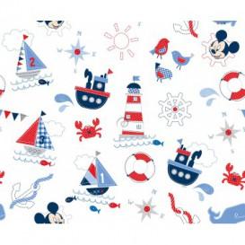 Tapeta na stenu - TA0013 - Mickey Mouse námorník