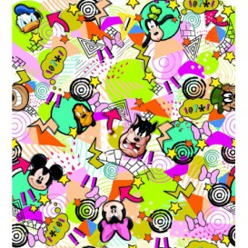 Tapeta na stenu - TA0021 - Mickey Mouse komiks