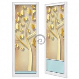 Fotoroleta - FR0022 - Zlatý strom