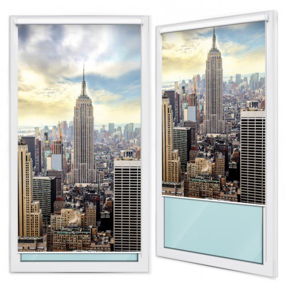 Fotoroleta - FR0053 - New York