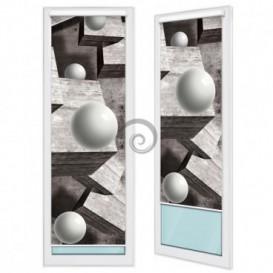 Fotoroleta - FR0082 - 3D koule