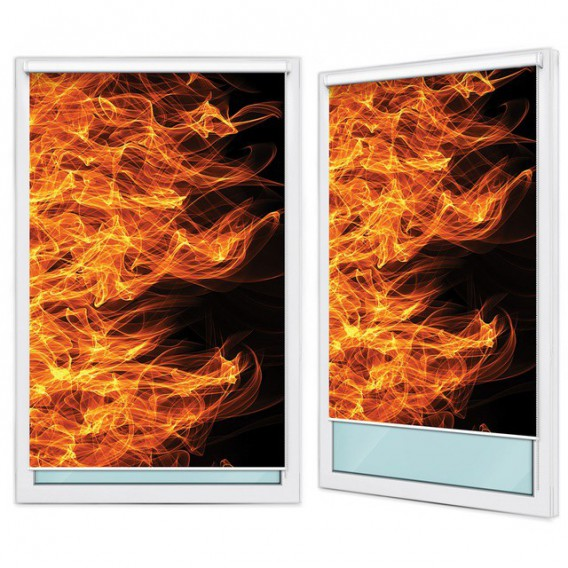 Fotoroleta - FR0103 - Oheň