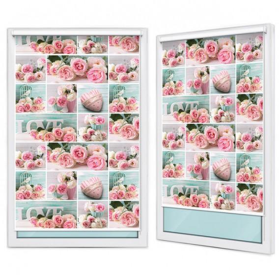 Fotoroleta - FR0115 - Vintage ruže