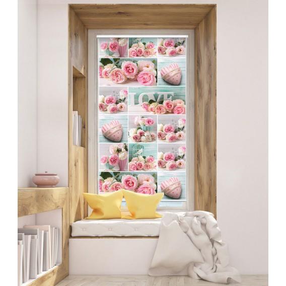 Fotoroleta - FR0116 - Vintage ruže