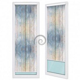 Fotoroleta - FR0128 - Dřevěná stěna