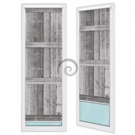 Fotoroleta - FR0157 - Dřevěná stěna