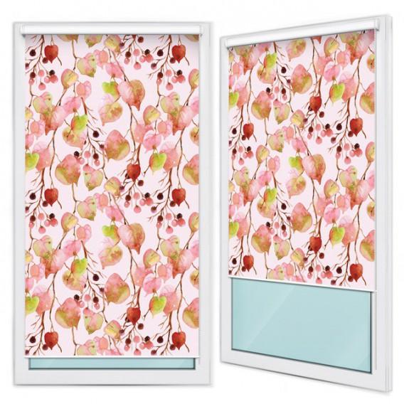 Fotoroleta - FR0186 - Abstraktné kvety