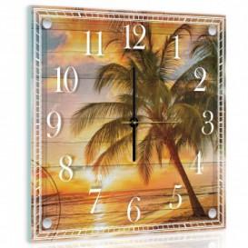 Nástenné hodiny - NH0012 - Príroda