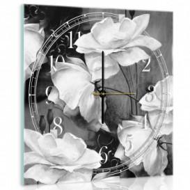 Nástenné hodiny - NH0015 - Kvety