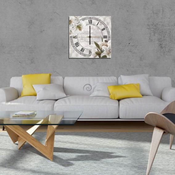 Nástenné hodiny - NH0021 - Vintage