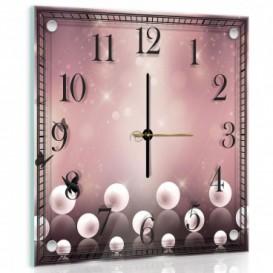 Nástenné hodiny - NH0023 - 3D