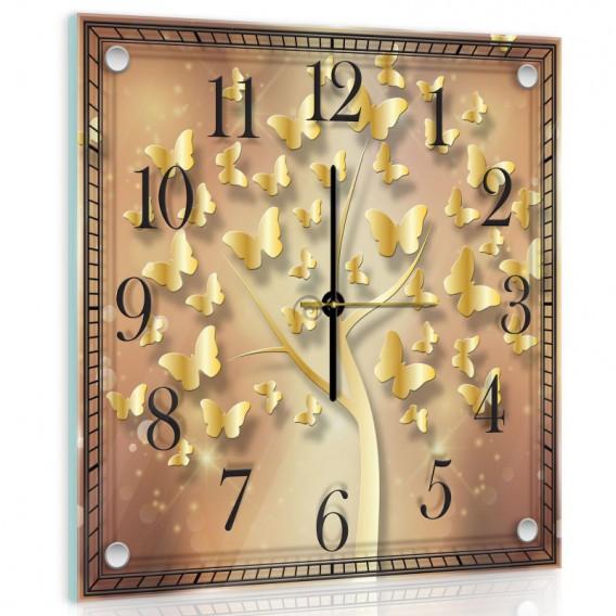 Nástenné hodiny - NH0026 - Vintage