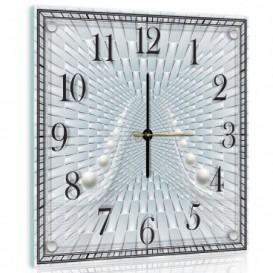 Nástenné hodiny - NH0028 - 3D