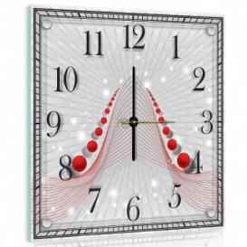 Nástenné hodiny - NH0029 - 3D