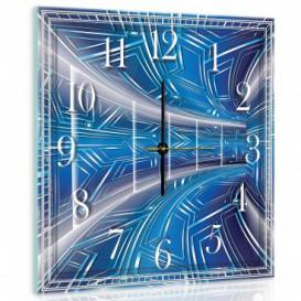 Nástěnné hodiny - NH0034 - Abstrakt