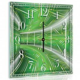 Nástěnné hodiny - NH0035 - Abstrakt