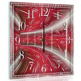 Nástěnné hodiny - NH0036 - Abstrakt