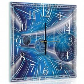 Nástěnné hodiny - NH0037 - Abstrakt